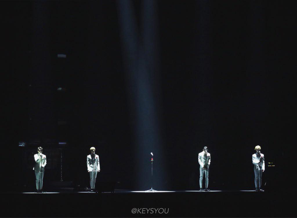 Key nói với Jonghyun sau concert của SHINee: Em biết anh đã ở đây-3