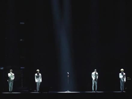 Key nói với Jonghyun sau concert của SHINee: 'Em biết anh đã ở đây'