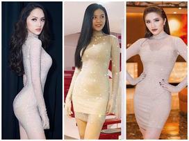 Diện váy cũ dự thi, Hương Giang Idol tỏa sáng 'lấn át' Bảo Thy - Bảo Anh