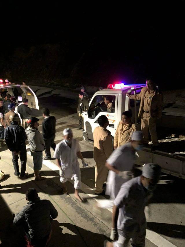 Xe khách lao xuống vực sâu 100m, tài xế tử vong, 19 người bị thương-6