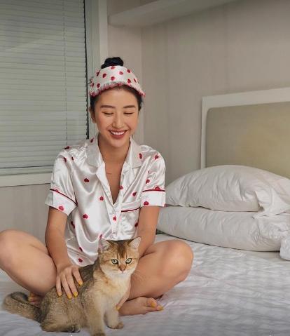 Hot girl - hot boy Việt: Tăng 3 kg sau tết, Huyền Baby vẫn tự tin khoe sắc vóc xinh đẹp-9