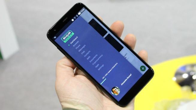 Smartphone siêu bảo mật cho dân đào tiền ảo-1