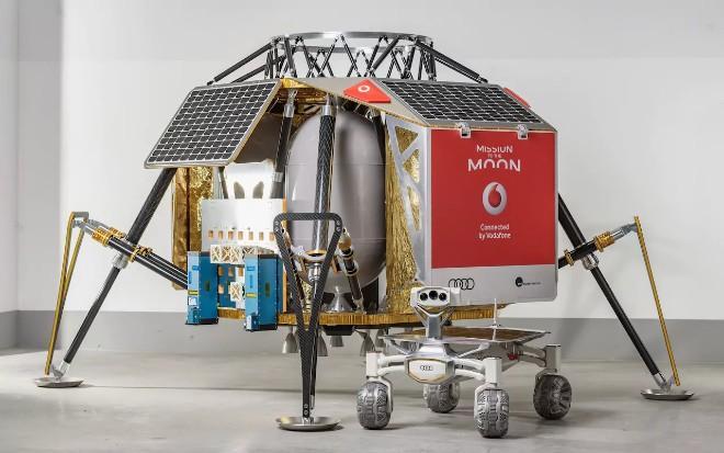 Lên Mặt trăng cũng có thể truy cập mạng 4G vào năm sau-1