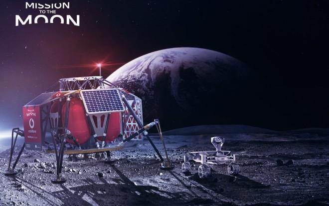 Lên Mặt trăng cũng có thể truy cập mạng 4G vào năm sau-2