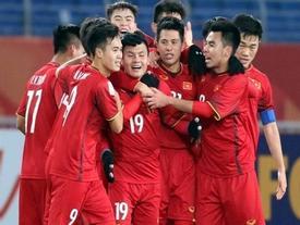 'Sốc nặng' với số tiền U23 Việt Nam phải đóng thuế