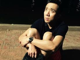 Tin sao Việt:  Trấn Thành than vãn bị 'bơ vơ' giữa đêm tối