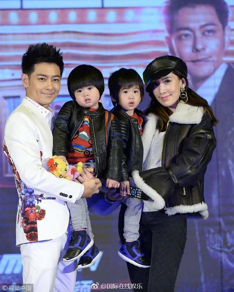Lâm Chí Dĩnh lần đầu công khai xuất hiện cùng vợ sau 14 năm-4