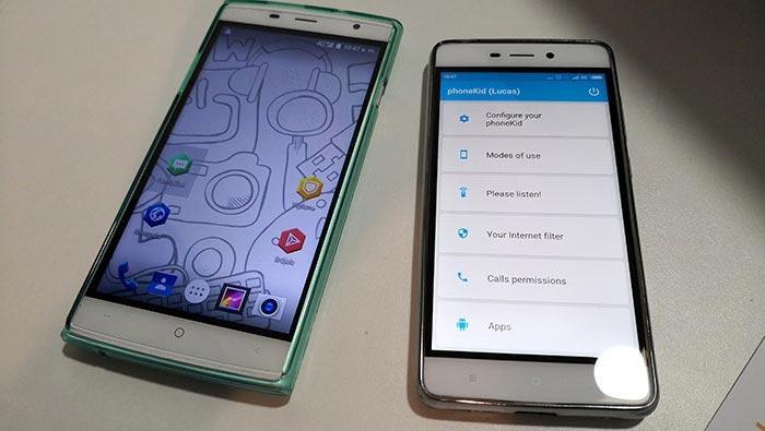 Smartphone dành riêng cho trẻ trình làng tại MWC 2018-2