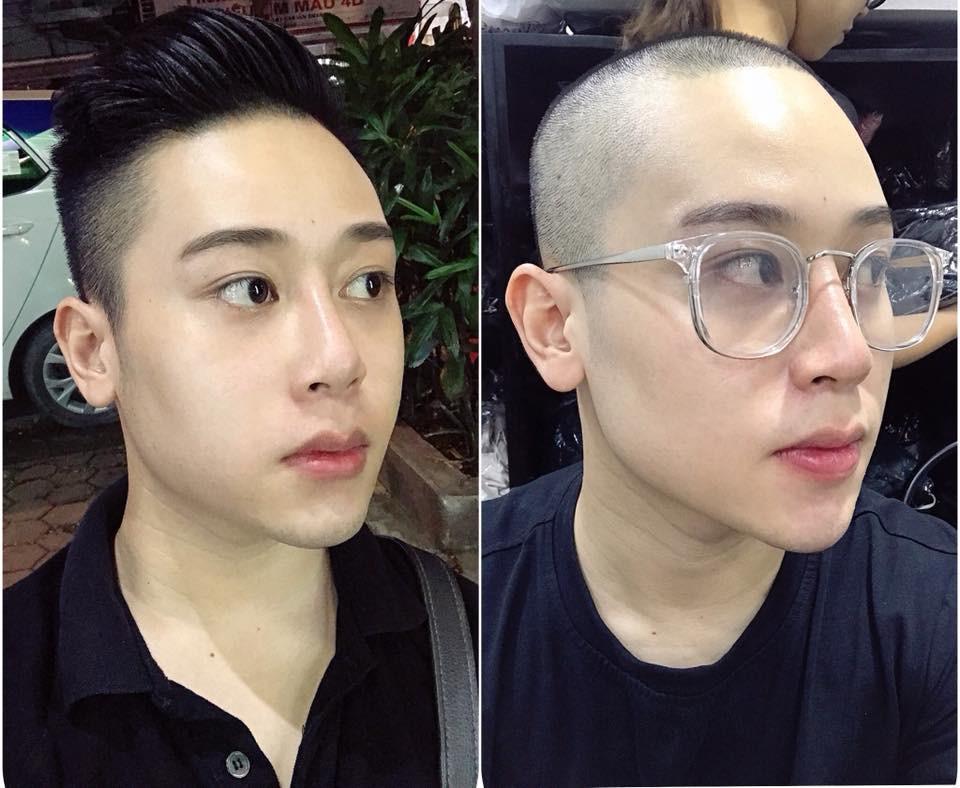 Đi cắt đầu cua để chuẩn bị nhập ngũ, hàng loạt thanh niên phát hiện ra mình đẹp trai-2