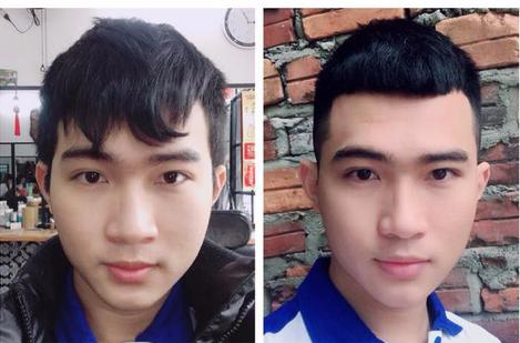 Đi cắt đầu cua để chuẩn bị nhập ngũ, hàng loạt thanh niên phát hiện ra mình đẹp trai-4