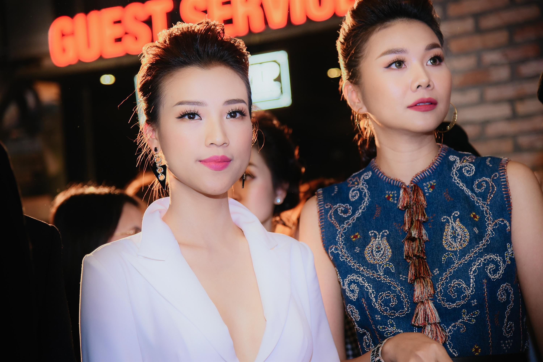 Thanh Hằng và Hoàng Oanh khoe nhan sắc đỉnh cao trên thảm đỏ Tháng năm rực rỡ-3