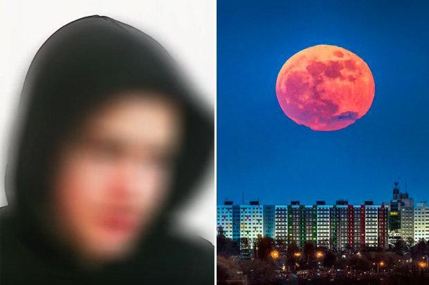Chuyện lạ: Người đàn ông nhận mình đến từ năm 6491 bị mắc kẹt ở Trái đất năm 2018 do siêu trăng máu-1