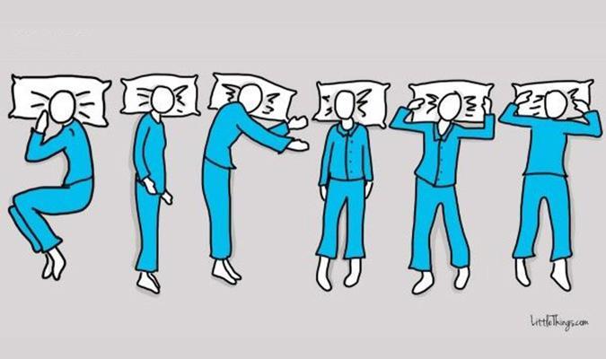 Nhìn tư thế ngủ, đoán tính cách, tương lai của bạn-2