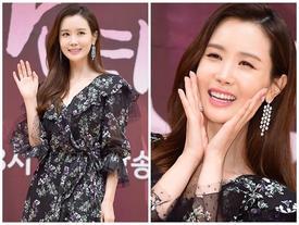 'Nữ hoàng dao kéo' Lee Da Hae gây thất vọng với khuôn mặt 'tượng sáp'
