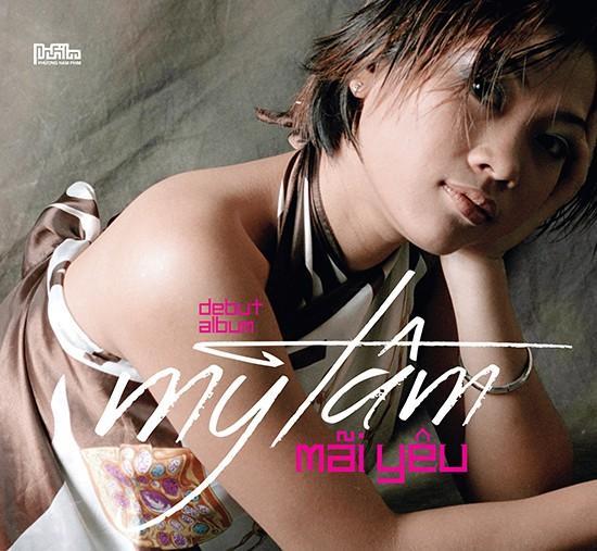 Sau 17 năm, album debut trong sự nghiệp của Mỹ Tâm được tái bản với diện mạo hoàn toàn mới-2
