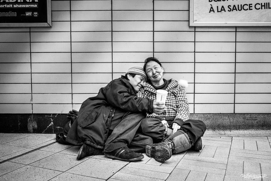 Trò chuyện cùng người vô gia cư 4 năm, nhiếp ảnh gia người Pháp đã rút ra nhiều bài học thấm thía-14