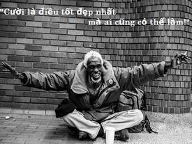 Trò chuyện cùng người vô gia cư 4 năm, nhiếp ảnh gia người Pháp đã rút ra nhiều bài học thấm thía