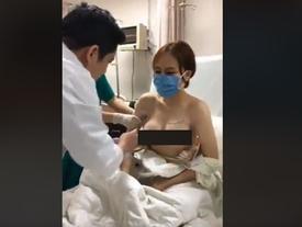 Bệnh nhân có thể kiện bác sĩ 'livestream' phụ nữ phẫu thuật ngực