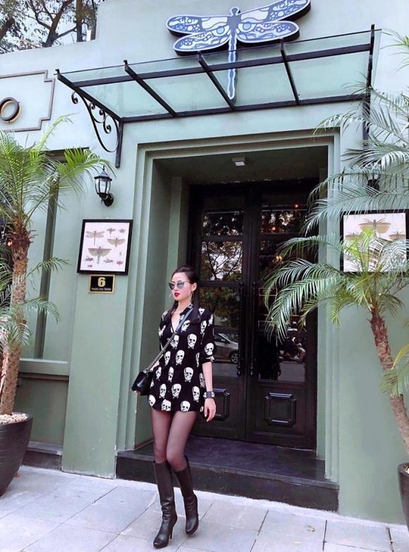 Hot girl - hot boy Việt: Yến Tatoo rủ bạn trai tham gia thử thách Chubby Bunny-1