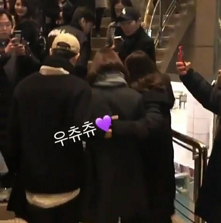 Song Hye Kyo bịt kín mặt cùng ông xã Song Joong Ki đi xem nhạc kịch-2