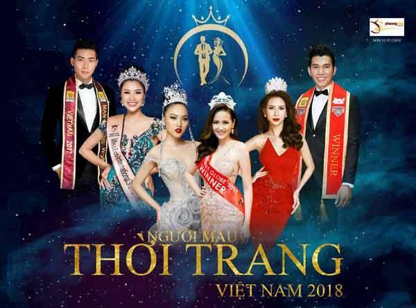Nguyễn Thị Thành làm host Người mẫu thời trang Việt Nam 2018