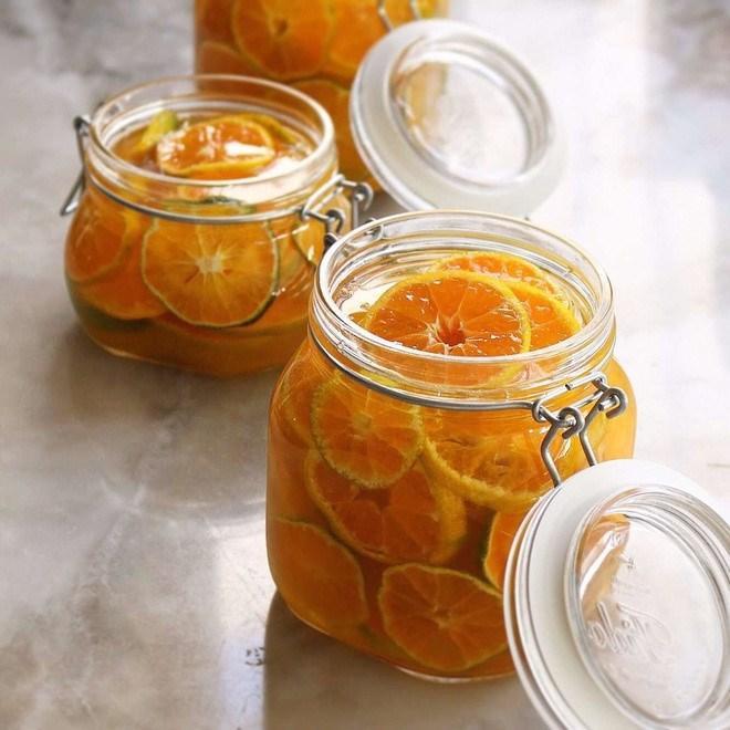 Cách làm cam ngâm đường phòng trừ cảm cúm hiệu quả trong trời nồm-5