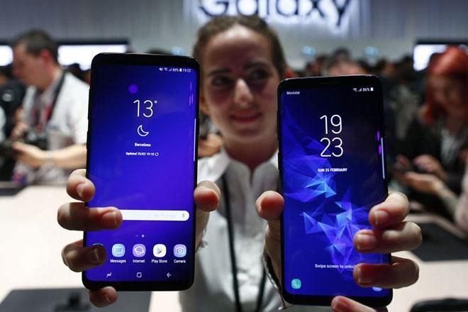 Samsung Galaxy S9+ đoạt giải Thiết bị kết nối mới tốt nhất tại MWC 2018-1