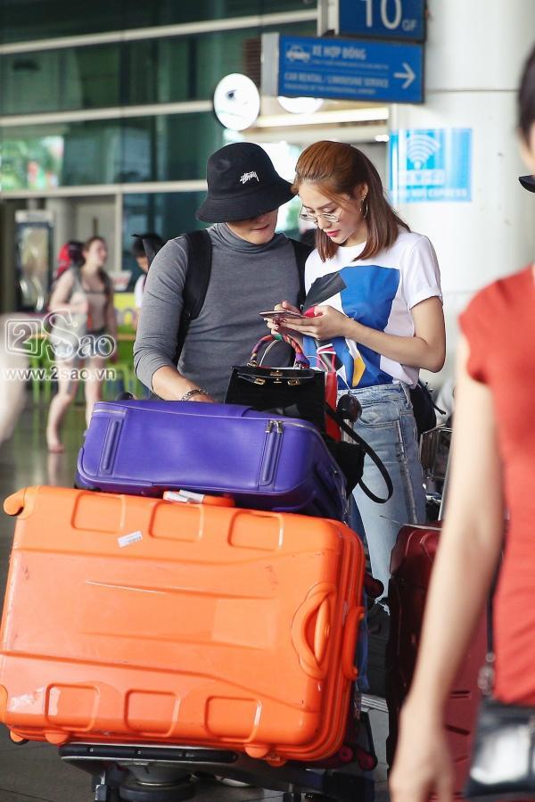 Từ Hàn trở về, Linh Chi mua búp bê tặng con gái của Lâm Vinh Hải-6