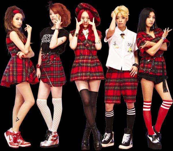 Nhóm nhạc Kpop và khái niệm 'đóng băng' đáng sợ hơn cả tan rã!-3