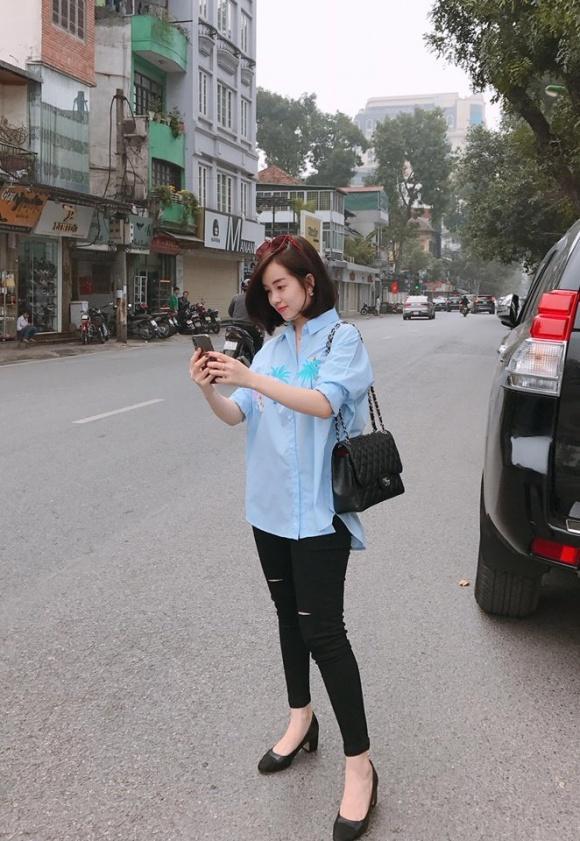 Hot girl - hot boy Việt: Hé lộ danh tính em rể tương lai của Huyền Baby-5