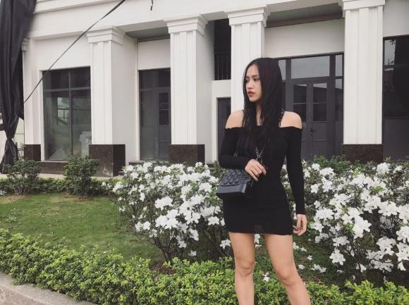 Hot girl - hot boy Việt: Hé lộ danh tính em rể tương lai của Huyền Baby-9