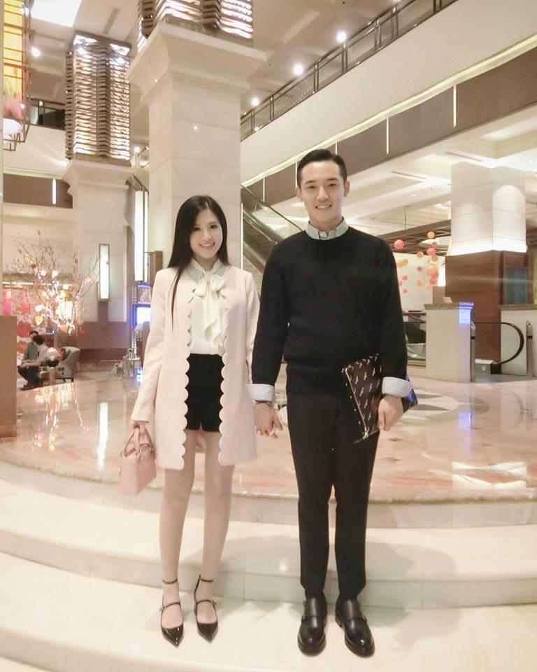 Hot girl - hot boy Việt: Hé lộ danh tính em rể tương lai của Huyền Baby-1