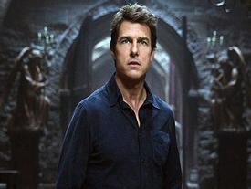 Tom Cruise nhận giải Mâm xôi vàng vì phim 'Xác ướp'