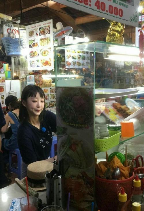 Dispatch đăng khoảnh khắc 'dở khóc dở cười' của LE (EXID): Bị khỉ 'tấn công' tại Phú Quốc-6