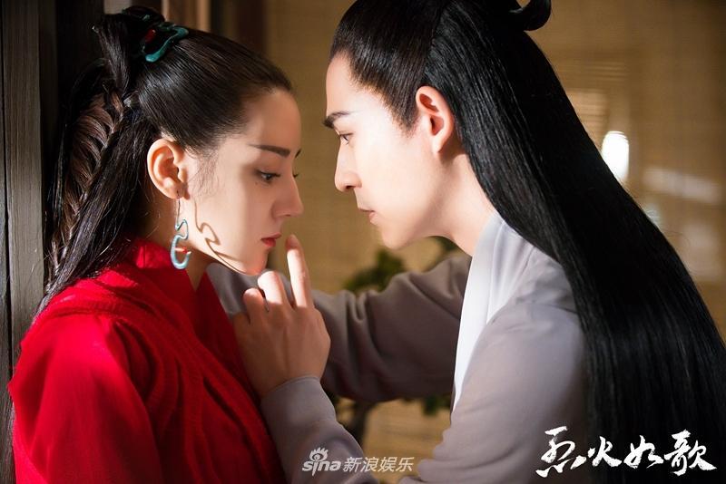 Phim truyền hình Hoa ngữ tháng 3: Địch Lệ Nhiệt Ba đối đầu Lâm Y Thần-2