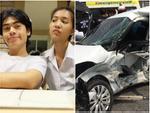 Sinh cùng ngày, cùng tháng, cùng năm, cặp đôi trẻ qua đời cùng lúc sau vụ đụng xe kinh hoàng