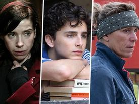 Kết quả Oscar 2018: Kịch tích và hồi hộp đến phút chót