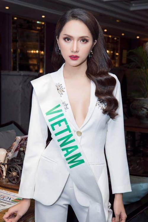 Mặt mộc đẹp không tì vết của Hương Giang - ứng viên sáng giá cho ngôi vị HH chuyển giới Quốc tế 2018-1