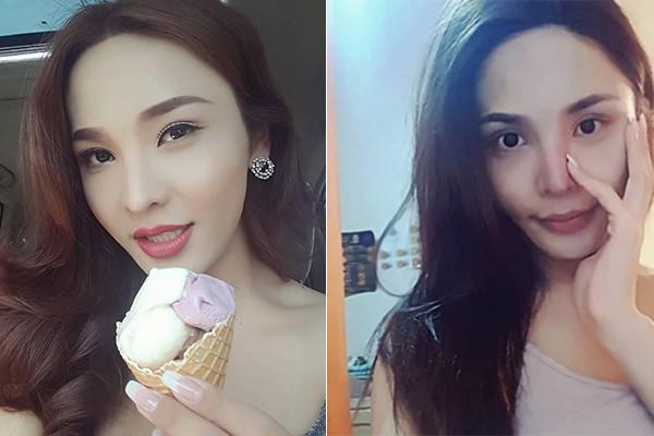 Mặt mộc đẹp không tì vết của Hương Giang - ứng viên sáng giá cho ngôi vị HH chuyển giới Quốc tế 2018-7