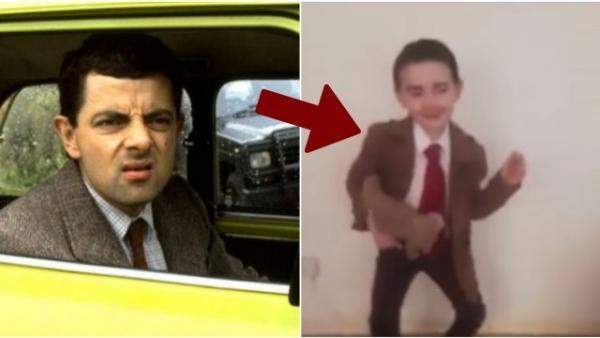 Xuất hiện 'bản sao' của Mr. Bean vô cùng hoàn hảo từ ngoại hình cho đến thần thái!-2