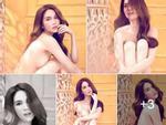 Bị chê kém sang khi chụp ảnh nude, Ngọc Trinh tỉnh bơ đáp trả 'tiễn khách' anti-fan
