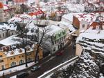 Thành phố cổ Tallinn, nơi bị thời gian quên lãng