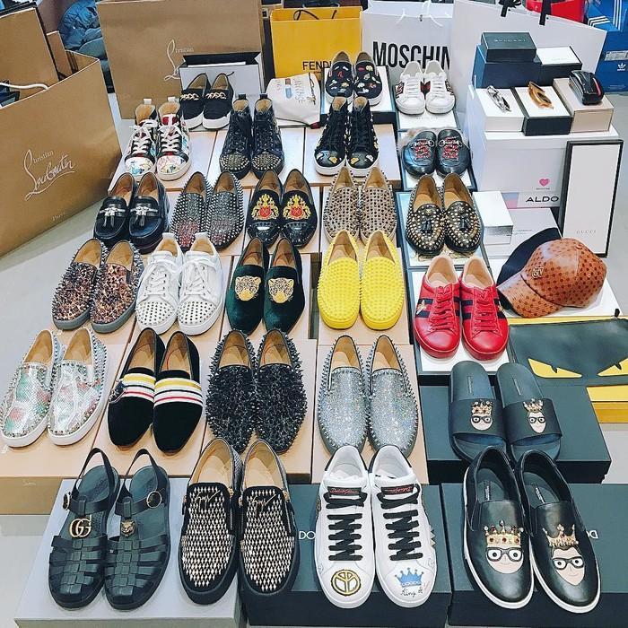 Ngắm bộ sưu tập hàng hiệu tiền tỷ của cặp bạn thân trái dấu Miu Lê - Duy Khánh-4