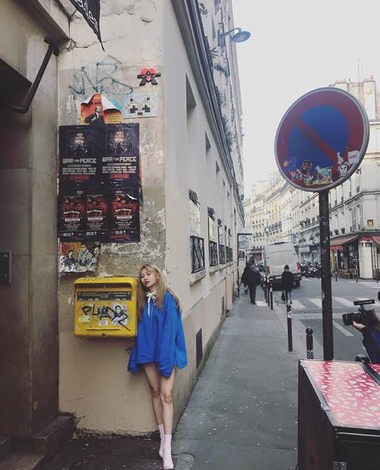 Irene - Tiffany diện street style chất ngất xứng danh biểu tượng thời trang xứ Hàn-2
