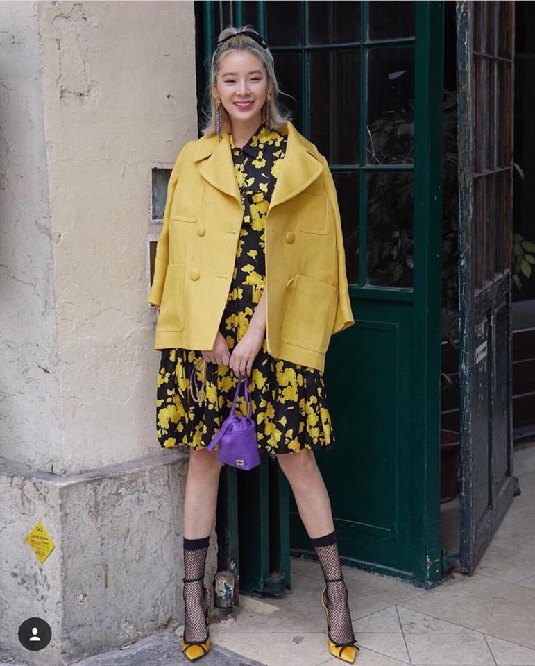 Irene - Tiffany diện street style chất ngất xứng danh biểu tượng thời trang xứ Hàn-3