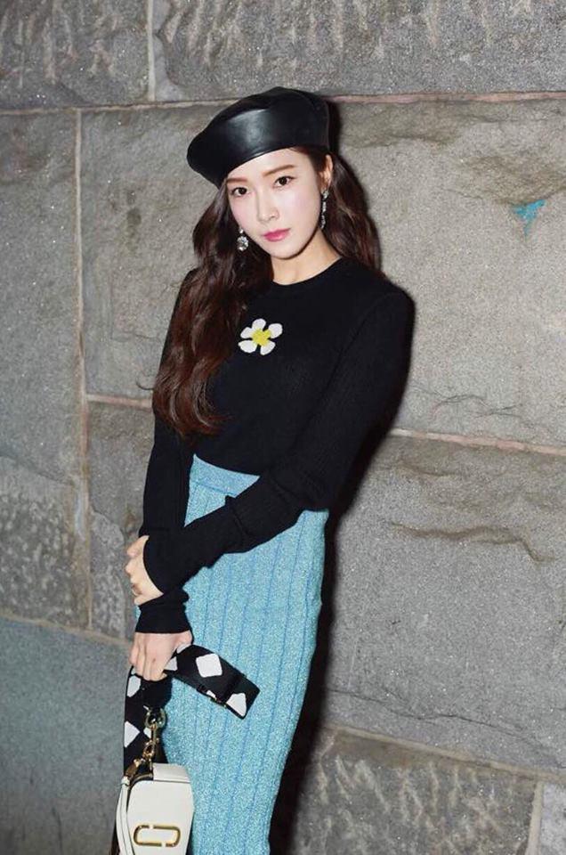 Irene - Tiffany diện street style chất ngất xứng danh biểu tượng thời trang xứ Hàn-6