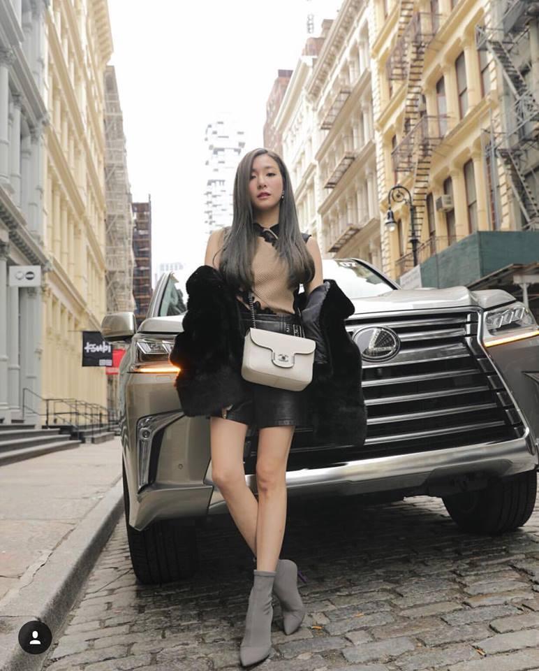 Irene - Tiffany diện street style chất ngất xứng danh biểu tượng thời trang xứ Hàn-8