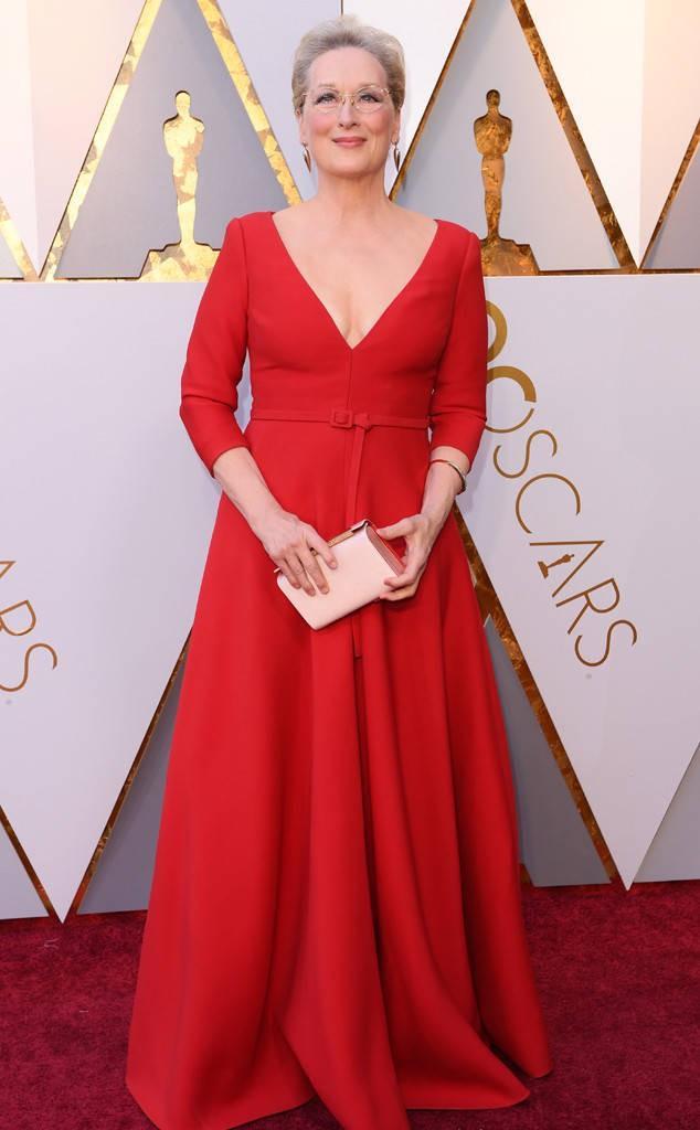 Thảm đỏ Oscar 2018: Nicole Kidman thon thả quyến rũ không kém cạnh đàn em dù đã hơn 50 tuổi-7