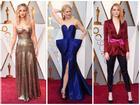 Thảm đỏ Oscar 2018: Nicole Kidman thon thả quyến rũ không kém cạnh đàn em dù đã hơn 50 tuổi