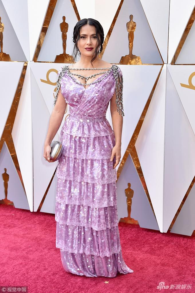 Oscar 2018: Top những bộ cánh xấu nhất tại thảm đỏ Oscar
